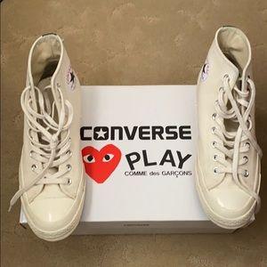 Converse by COMME des GARCONS